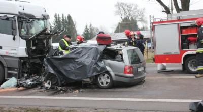 З'явились фото з місця аварії у Польщі, де загинула чернівчанка (ФОТО)