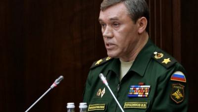 Начальник Генштабу ЗС РФ заявив про «військову небезпеку» з боку України