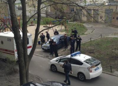 У Києві застрелили журналіста Олеся Бузину