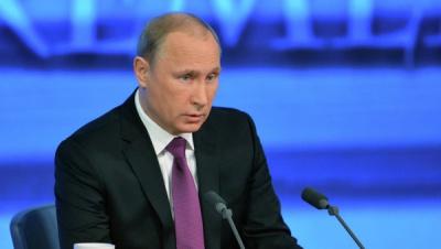Путін в черговий раз збрехав про відсутність російських військ в Україні