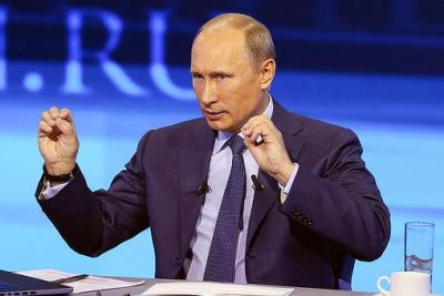 Путін запевняє, що Росія воювати не буде