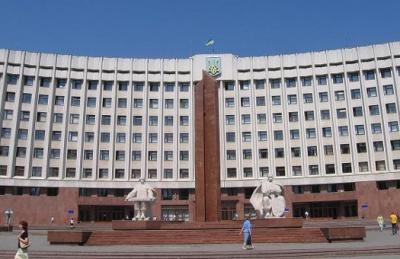 На Франківщині депутати заборонили діяльність КПУ, Партії регіонів та Опозиційного блоку