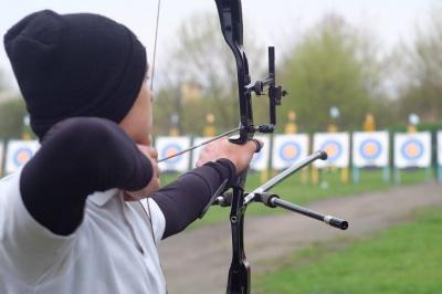 На чемпіонаті України зі стрільби з лука в Чернівцях - понад сто спортсменів (ФОТО)
