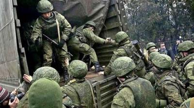 Генштаб: Регулярні частини російської армії продовжують перебувати в Україні