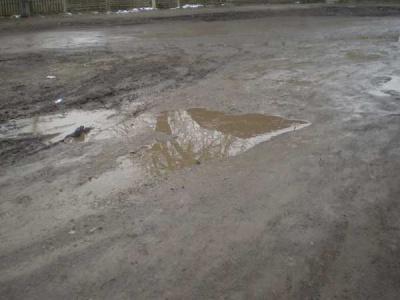 На Буковині мешканці двох сіл самі відремонтували центральну дорогу