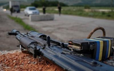 Штаб АТО фіксує зменшення активності бойовиків