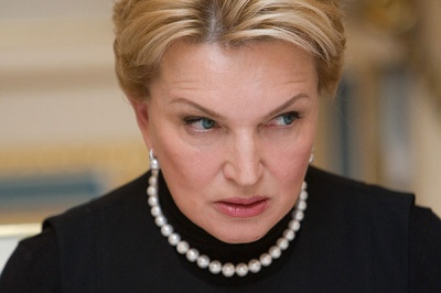 ГПУ заарештувала шикарні маєтки Богатирьової