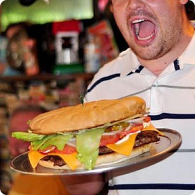 Жирна їжа шкодить більше, ніж здається
