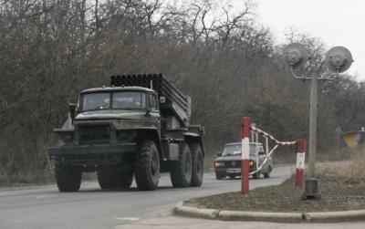 ОБСЄ зафіксувало зникнення важкого озброєння бойовиків з місць зберігання