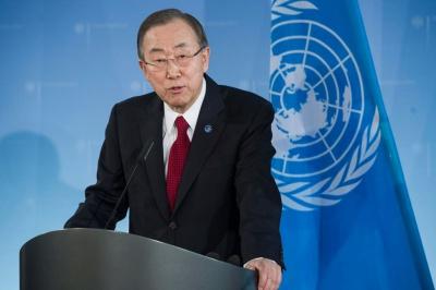 Генсек ООН заявив, що питання миротворців залежить від Радбезу