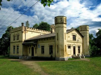 Топ-10 Україна Інкогніта: Палаци Буковини