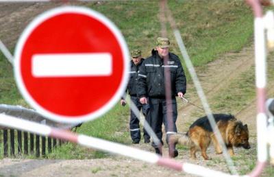 За день пограничники на Буковине нашли 18 тысяч пачек сигарет