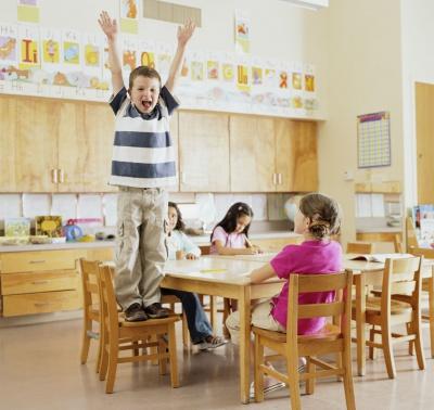 Рух допомагає гіперактивним дітям краще навчатися