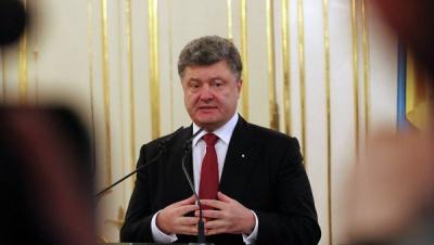 Порошенко анонсував проведення референдуму про вступ України до НАТО