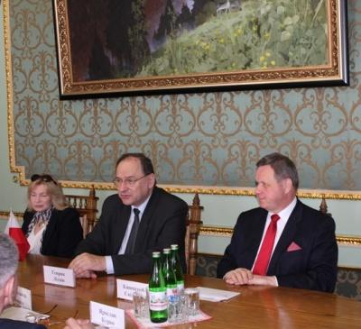 Посол Польщі приїхав на Буковину на День Полонії