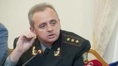Муженко уникає запитань парламентського комітету щодо Дебальцевого
