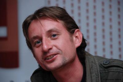 """У четвер у Чернівцях Жадан презентує свою новинку """"Життя Марії"""""""