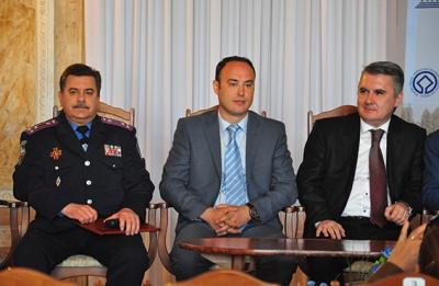 У Чернівцях обмінювалися досвідом правоохоронці України і Румунії