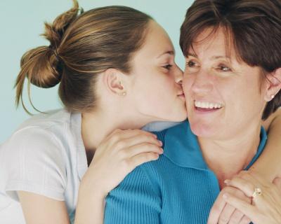 Мозок підлітка відмовляється ризикувати в присутності матері