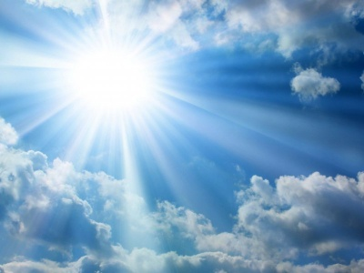 У вихідні на Буковині - тепла погода без хмарного неба