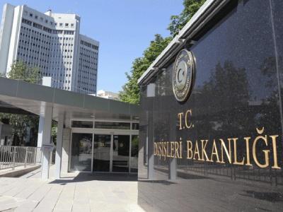 Туреччина у відповідь на слова Путіна про геноцид вірмен, згадала Голодомор в Україні