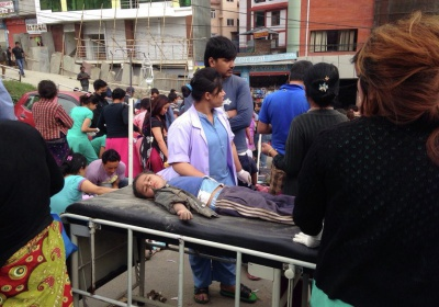 Кількість загиблих від землетрусу у Непалі перевищила 1340 осіб