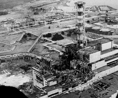 Сьогодні - роковини аварії на Чорнобильській АЕС