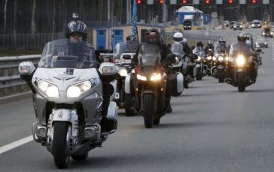 Путінські байкери безперешкодно в'їхали до Польщі