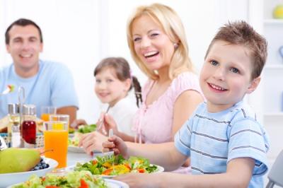 П'ять правил здорового харчування