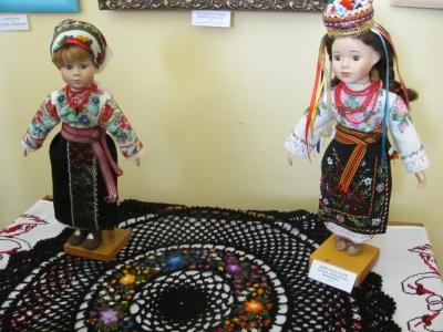 У Чернівцях показали Україну у вишиванці