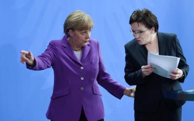 Меркель: Доля санкцій проти Росії вирішуватиметься у липні