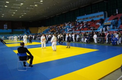 Буковинка виконала норматив майстра спорту з дзюдо