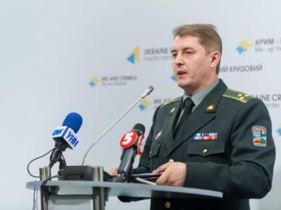 За минулу добу у зоні АТО поранено трьох українських військових