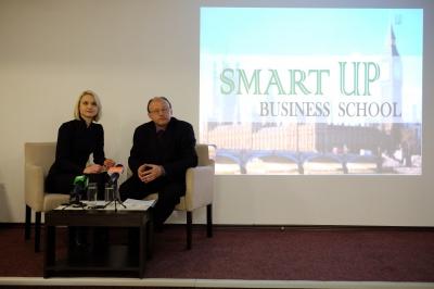 У Чернівцях презентували приватну бізнес-школу для підлітків