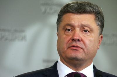 Порошенко заявив, що війна закінчиться коли Україна поверне собі Донбас та Крим