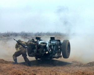 Бойовики 27 разів обстріляли сили АТО використовуючи артилерію та міномети