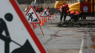 Роботи з ремонту вулиці Б.Хмельницького у Чернівцях почнуть з кінця травня
