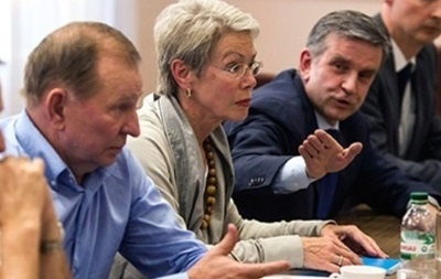Контактна група у Мінську питання миротворців не обговорювала
