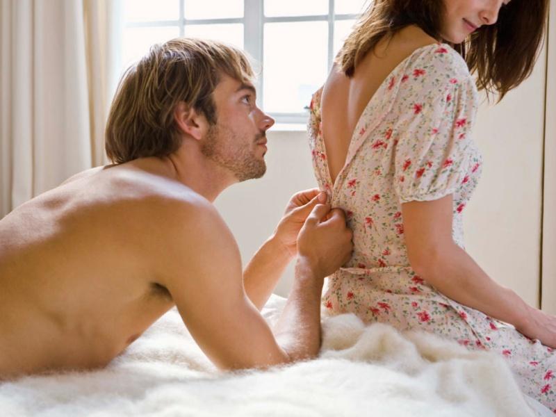 Как приставать к мужу с видео моему
