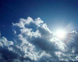 На вихідних у Чернівцях обіцяють суху і теплу погоду