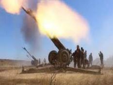 Бойовики обстрілюють сили АТО з артилерії та мінометів