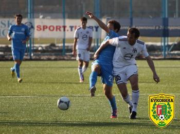 Буковинець Гунчак забив переможний гол за свою команду в Білорусі