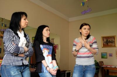 Художники-переселенці відкрили майстерню в Чернівцях (ФОТО)