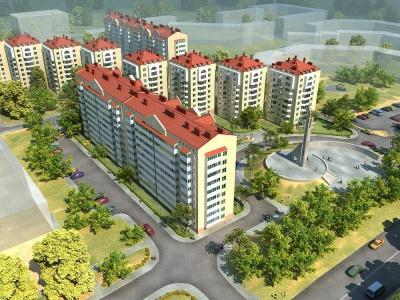 У Чернівцях розробляють проекти планів територій п'яти мікрорайонів