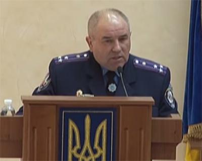 ГПУ повідомила про підозру екс-керівнику міліції в Одеській області за 2 травня