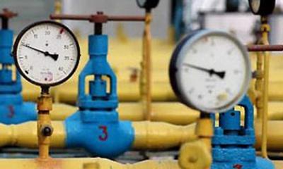 За минулий місяць Україна на 45% скоротила імпорт газу