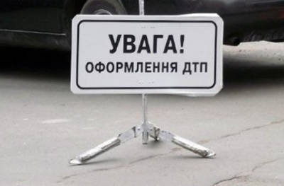 На Донеччині вантажівка ЗСУ збила велосипидиста