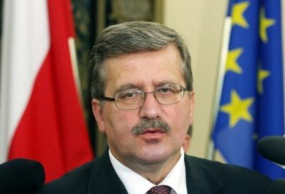 """Президент Польщі: """"Не може бути співробітництва на підставі умов, які зараз диктує Росія"""""""