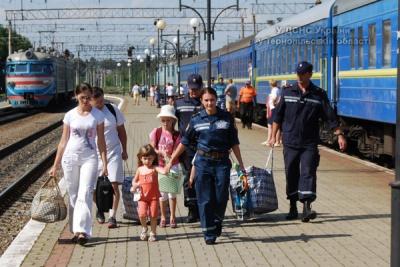За даним ДСНС в Україні понад 848 тисяч переселенців