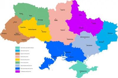 Черновицкую область присоединят к Карпатскому региону?
